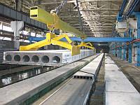 Производство панелей ячеистого бетона