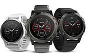 Новые умные часы Fenix 5 от компании Garmin (CES 2017)