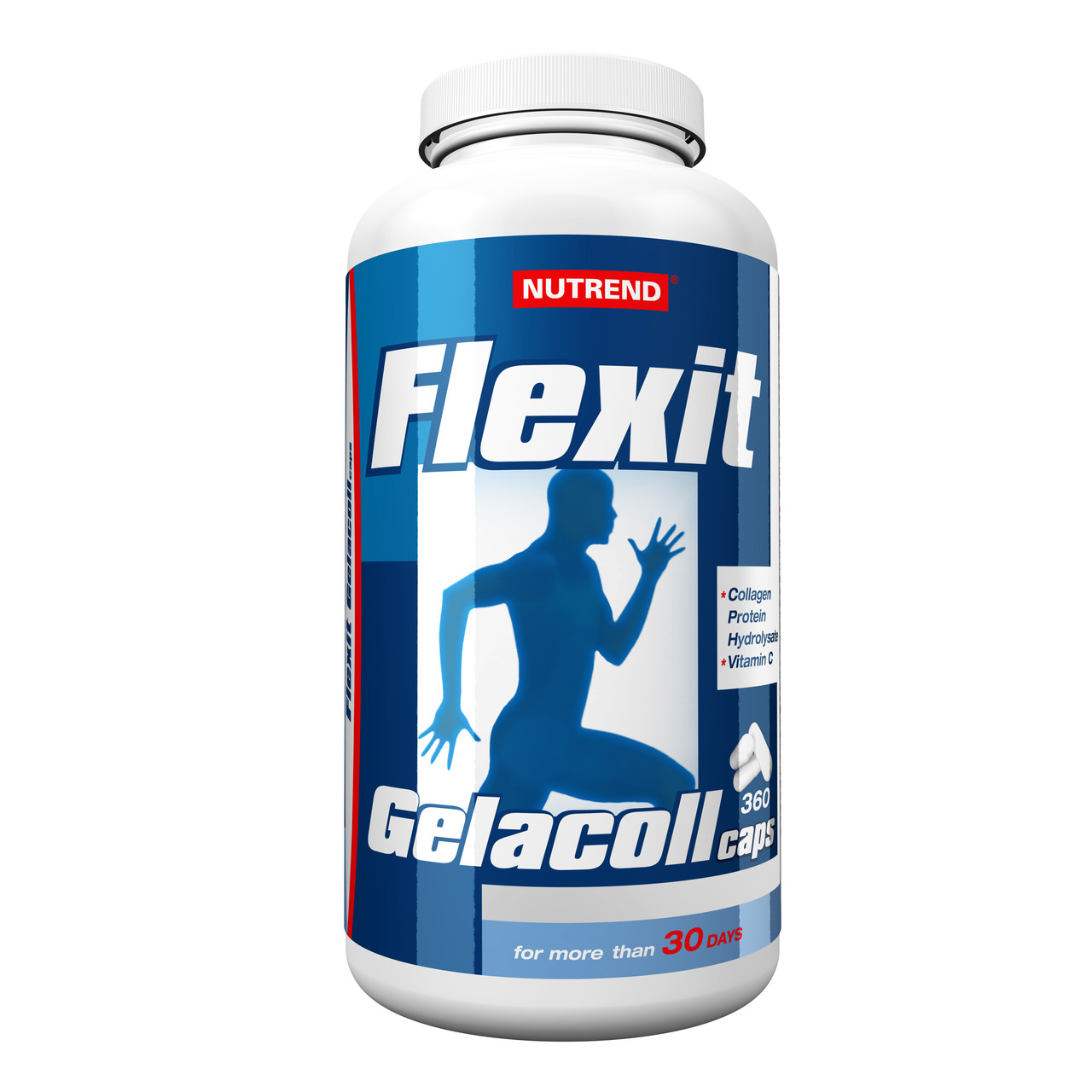 Nutrend Flexit Gelacoll 360 caps