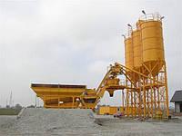 Оборудование производства раствора бетона