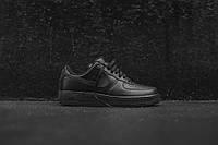 "ОРИГИНАЛ! Кроссовки Nike Air Force 1 Low ""All Black"" (314192-009)"