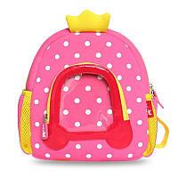 """Детский рюкзак Nohoo в стиле """"Корона принцессы"""""""