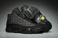 Кроссовки Air Jordan 13 Black Cat