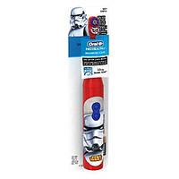 Детская электрическая зубная щётка Oral-B Stages Power с магическим таймером 3+ Звездные войны, в ассортименте