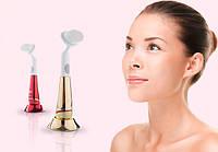 Ультразвуковая щетка для глубокого очищения кожи Pobling Sonic Pore Cleanser Color