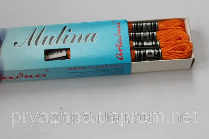 Мулине для вышивания фирма Ариадна
