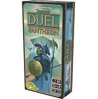 Настольная игра 7 Wonders: Duel – Pantheon (7 Чудес Света: Дуэль Пантеон)