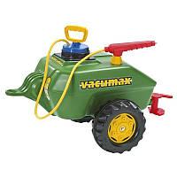 Прицеп - цистерна с помпой Rolly Toys 122868