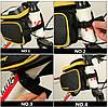 """Нарамная сумка Cool Change с карманом для смартфона и двумя вместительными боковыми отделениями до 6.2"""", фото 3"""