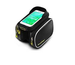 """Нарамная сумка Cool Change с карманом для смартфона и двумя вместительными боковыми отделениями до 6.2"""""""