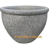 Вазон из бетона для цветов садовый  «Херсонес»