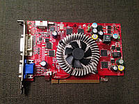 ВИДЕОКАРТА Pci-E MSI GEFORCE  6600 XL на 128 MB 128 BIT DDR3 с ГАРАНТИЕЙ ( видеоадаптер 6600XL 128mb  )