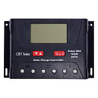 Контроллер заряда C&T Solar Pulsar 3024 с USB-зарядкой, фото 1