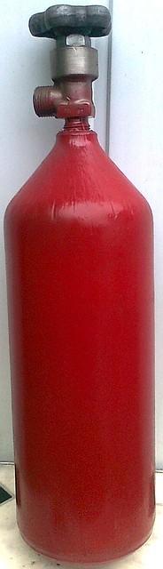 Баллон пропановый с вентилем 2л