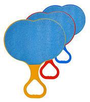 Санки лопатка с подкладкой Marmat синяя (выбор цвета)
