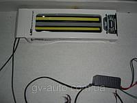 Ходовые огни  - DRL - 17-2 белые с функцией стробоскопа , фото 1