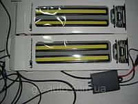 Дневные ходовые огни  - DRL - 17-4 белые стробоскопы, фото 1