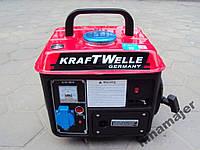 Электрогенератор для дома Kraft&Wele 1.6 кВт