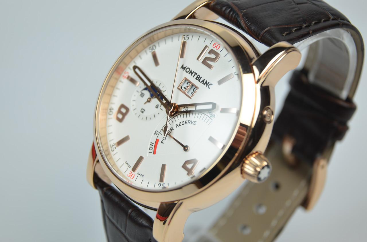 Мужские часы *MONTBLANC* механика автоподзавод