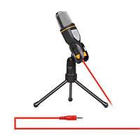 Конденсаторный микрофон проводной