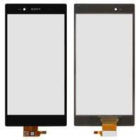 Сенсорный экран для мобильных телефонов Sony C6802 XL39h Xperia Z Ultra, C6806 Xperia Z Ultra, C6833 Xperia Z Ultra, черный