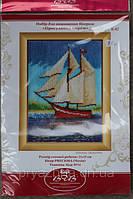 Набор для вышивания бисером корабль