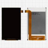 Дисплей для мобильного телефона Fly IQ4491 Quad ERA Life 3, 23 pin, #X4030F0003/FPC040W0H-S7P-A/10.01.0241