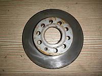 Тормозной диск задний (Хечбек) Skoda Octavia A-5 04-09 (Шкода Октавия а5), 1K0615601AC