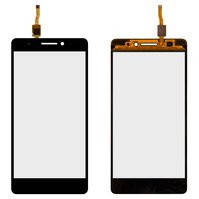 Сенсорный экран для мобильных телефонов Lenovo A7000, K3 Note (K50-T5), черный