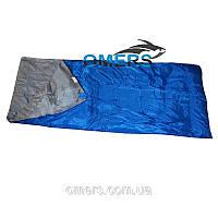 Спальник Verus Des Blue +15+10С Одеяльный