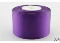 Лента атлас 2,5 см фиолетовая