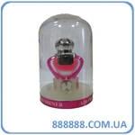 Ароматизатор Pretty King розовый К-2603 Орхидея прозрачный купол