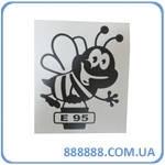 Наклейка Пчела-заправщица