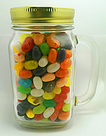 Конфеты Jelly Belly 49 вкусов в кружке с крышкой 400грамм
