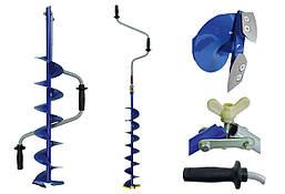 Ледобур для зимней рыбалки NERO 110 мм