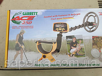 Металлодетектор GARRETT ACE 250, фото 2