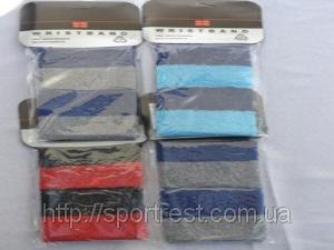 Напульсник. Материал: плотная трикотажная ткань (цветные)