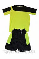Форма футбольная  подростковая Размер:L(плечи-37см, длина футболки-57см,длина шорт-37см)