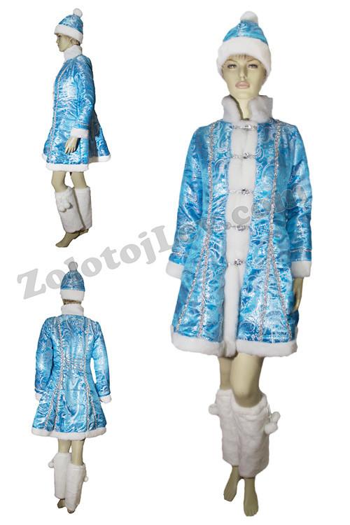 Прокат костюма Снегурочки в Киеве