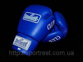 Перчатки бокс SPRINTER CLUB кожзам