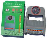 Динамометр кистевой механический шкала до 130 кг