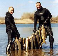 Значение кукана для подводного охотника
