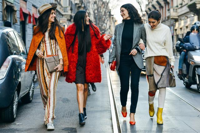 Мода в 2017 году