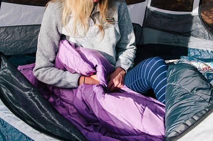 Спальный мешок для мужчин и женщин