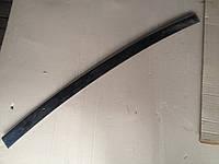 Накладка  ВАЗ-2107 бампера(сабля) задняя кооп