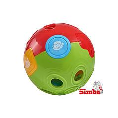 Шар со светом и мелодиями, Simba, 4018164