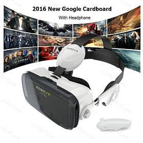 Очки виртуальной реальности 3D. Виртуальные очки VR BOX z 4 BOBO шлем виртуальная реальность mini
