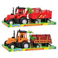 Игрушечный трактор 1688 А-3