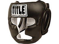 Шлем TITLE Pro Full Face Training Headgear. M