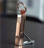USB зажигалка Remax RT-CL01 (Gold)